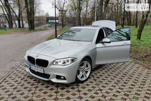 BMW 535 M Sport XDrive 2015