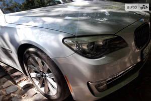 BMW 740 i 2013