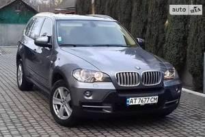 BMW X5 3.0d x-drive  2008