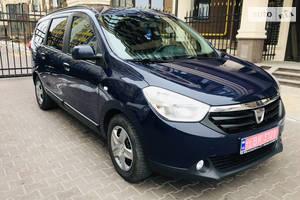 Dacia Lodgy LPG  2014