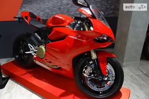 Ducati Panigale 1199 2013