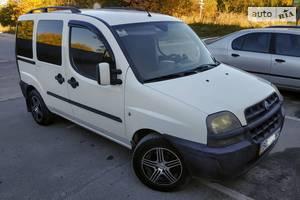 Fiat Doblo пасс. Multijet 2005