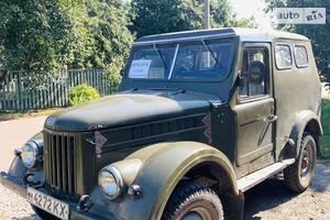 ГАЗ 69  1966