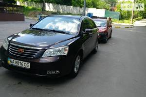Geely Emgrand 7 (EC7)  2012