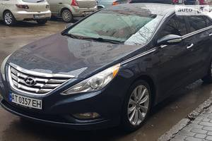 Hyundai Sonata FULL TURBO 2012   2011
