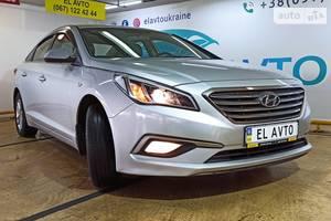 Hyundai Sonata LPI 2017