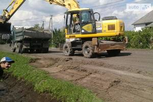 Komatsu PW 180 7E0 2011