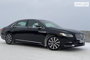 Lincoln Continental AWD 2017