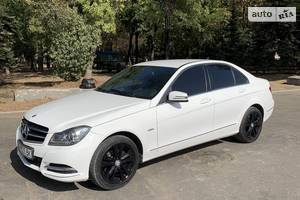 Mercedes-Benz C 200 Avantgarde  2012