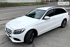 Mercedes-Benz C 200 BlueTEC 2.1 2015