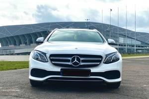 Mercedes-Benz E 220 ORIGINALPROBIG IDEAL 2018