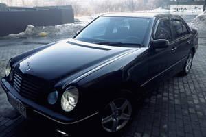 Mercedes-Benz E 280 avangard 2002
