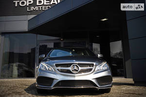 Mercedes-Benz E 400 4MATIC AMG 2016