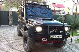 Mercedes-Benz G 300 1996 рік мотор. 1986