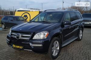Mercedes-Benz GL 350  2012