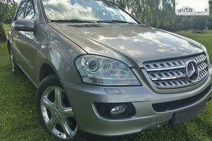Mercedes-Benz ML 320 SPORT 7Gtronic  2007