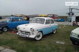 Москвич/АЗЛК 407  1959