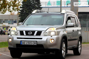 Nissan X-Trail 4WD Colambia 2008