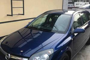 Opel Astra H 6 ст.кпп 2006