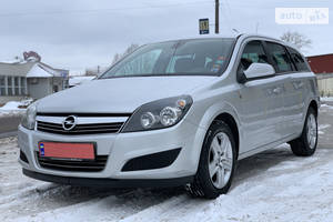 Opel Astra H 6 stup 2010