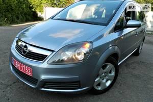 Opel Zafira 1.6 MPI 2006