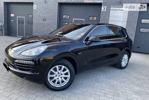AUTO.RIA – Порше Кайен 2013 года в Украине - купить Porsche Cayenne 2013  года