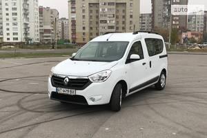 Renault Dokker пасс. Expression 2015