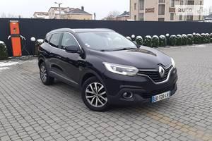 Renault Kadjar Led Navi Klima Autom 2017