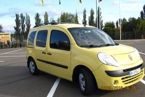 Renault Kangoo пасс. Exstra Lux 2011