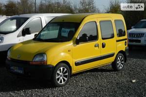 Renault Kangoo пасс.  2001
