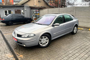 Renault Laguna kozha sedan ideal 2008
