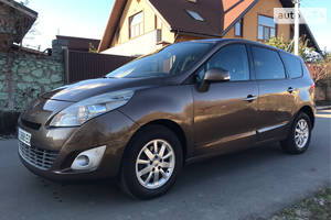 Renault Megane Scenic  BOSE  EDITION 2009