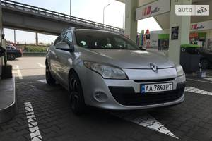 Renault Megane 1.5 dCi СНИМАЕТСЯ 2011