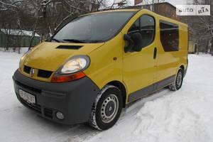 Renault Trafic груз.-пасс.  2004