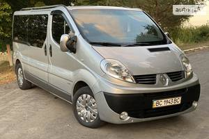 Renault Trafic пасс. LONG  115 2008