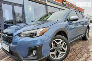 Subaru Crosstrek .EyeSight.  2018