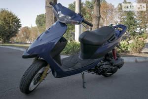 Suzuki ZZ Inch Up Sport 113 cc engine 2001