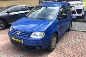 Volkswagen Caddy груз-пас  2007