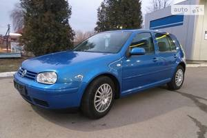 Volkswagen Golf IV Generation 1.6mpi 2000