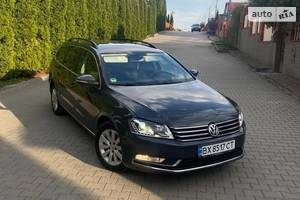Volkswagen Passat B7 Bluemotion Highline 2013