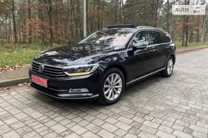 Volkswagen Passat B8 Highline  Full Led 2017