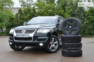 Volkswagen Touareg INDIVIDUAL 2008