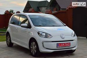 Volkswagen Up Elektro 2015