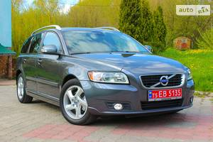 Volvo V50 FULL DRIVE 1.6 D2 2012