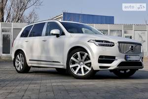 Volvo XC90 HYBRID T8 Excellence 2016