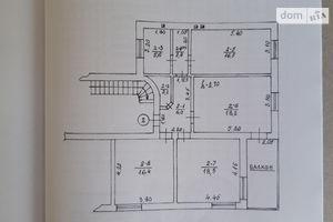 Продается 4-комнатная квартира 86.8 кв. м в Залещиках