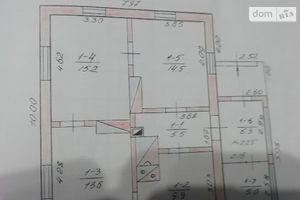 Продається одноповерховий будинок 70.6 кв. м з мансардою