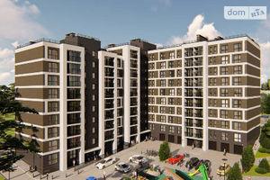 Продается 1-комнатная квартира 43.79 кв. м в Тернополе