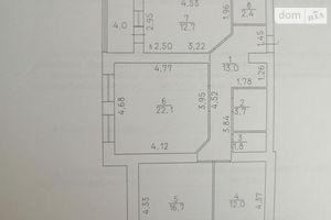 Продается 3-комнатная квартира 89 кв. м в Черкассах