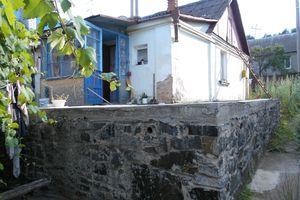 Продается часть дома 42 кв. м с камином